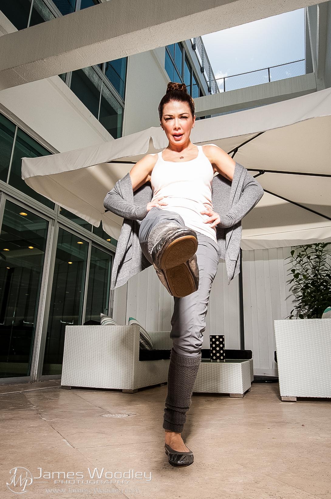 Shireen Sandoval - Shireen's Favorite Things - Barre Miami Blog - Ballerina Wannabe - James Woodley Photography