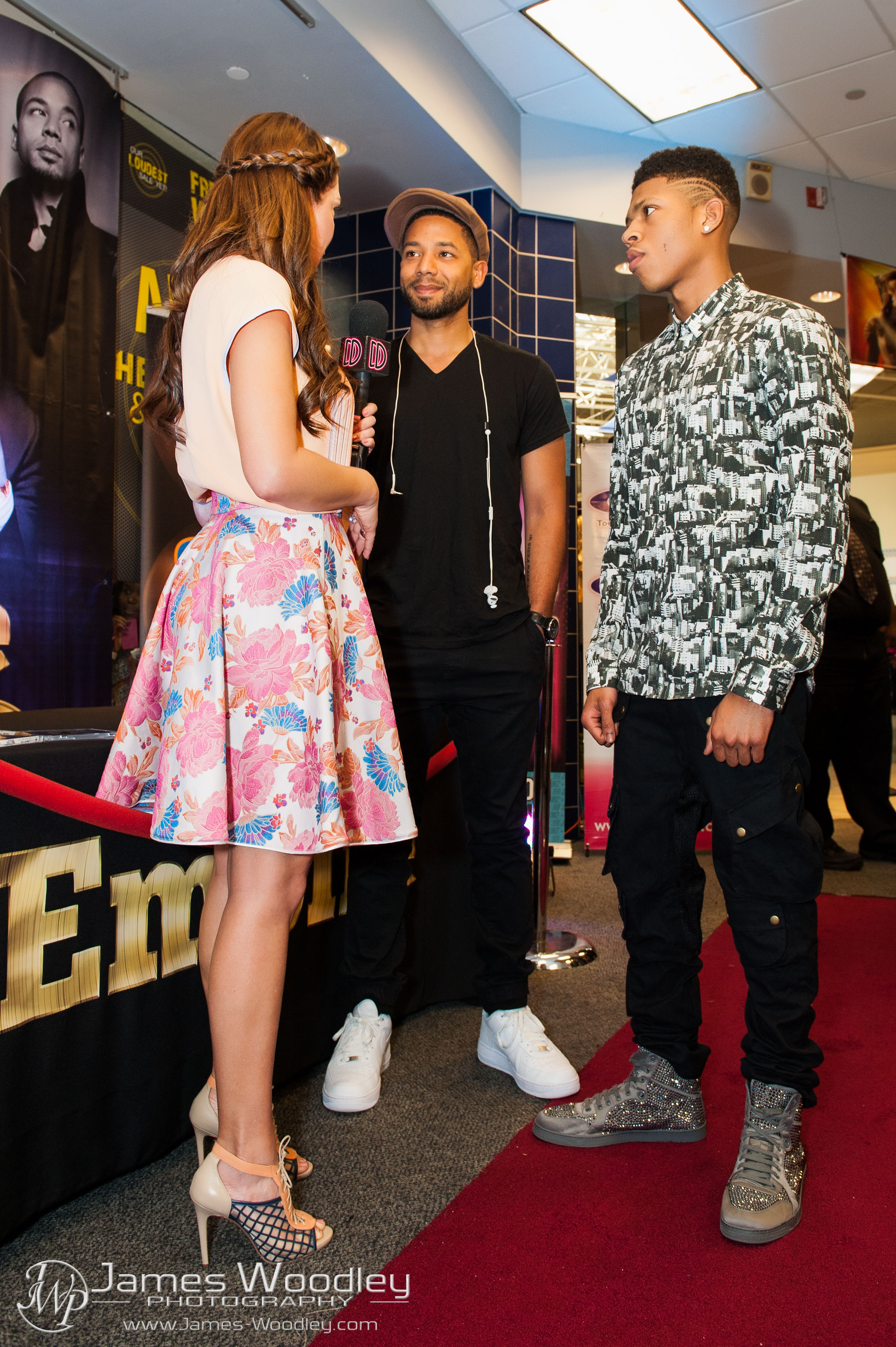 jamal empire dating Jussie smollett is jamal lyon in more ways than one the 31-year-old empire star came out on the ellen degeneres show after his character from the hit fox series revealed he's gay there's .