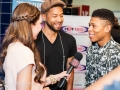 Empire FOX Soundtrack Signing Miami - Jussie Smollett - Bryshere Gray - Shireen Sandoval