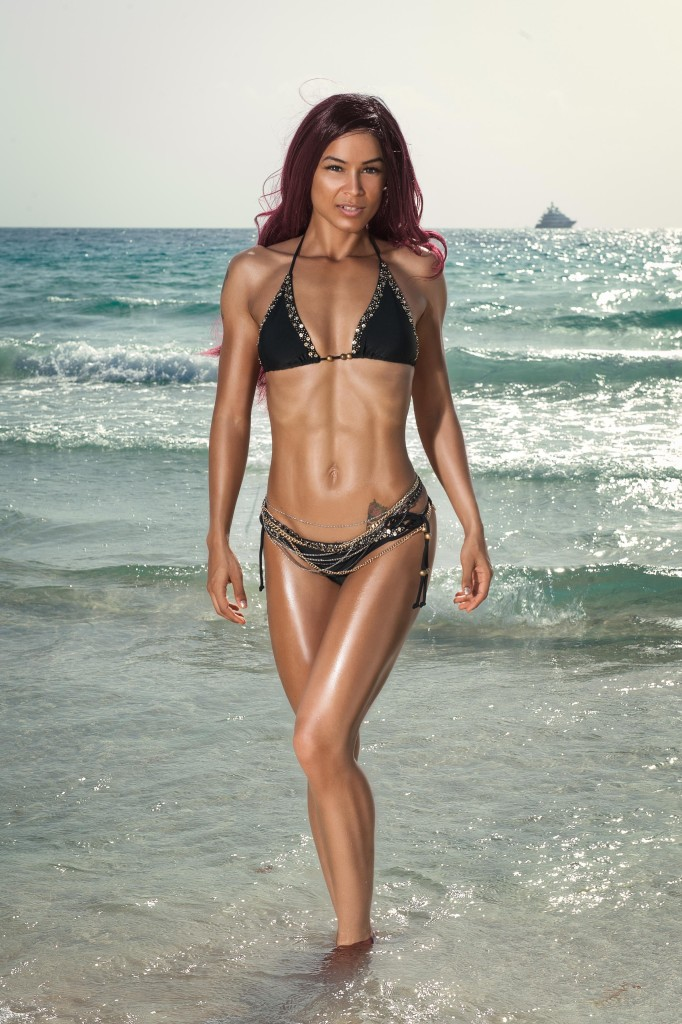 NPC, Bikini, Figure, model, bodybuilder, workout, fitness, beach, miami, abs, photoshoot, photgraphy, fitness