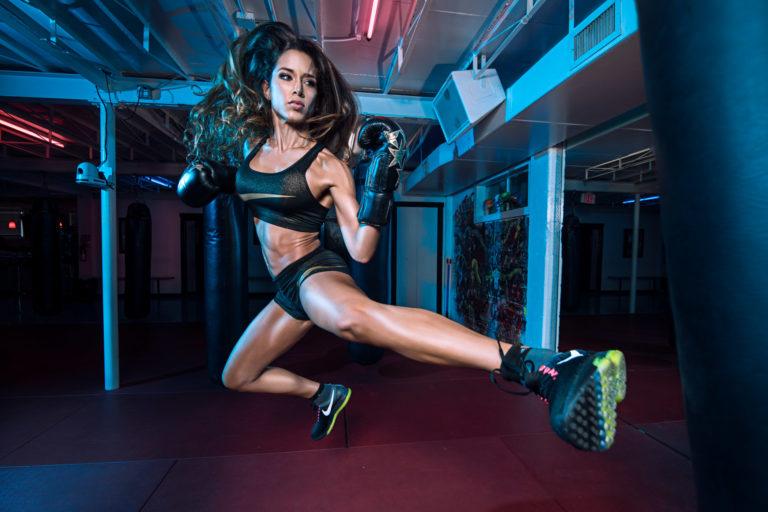 fitness photoshoot, fitness model, miami beach, fitness photography, kick, james woodley photography, athlete, athlete photographer, fitness photographer, miami fitness, martial arts, martial arts photography, sobekick